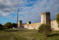 Translast Mobilkran 130 ton Visby ringmur
