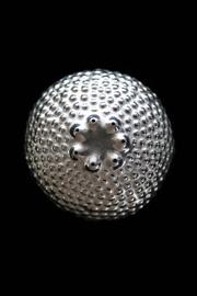 HAVETS MELLAN. Brosch, silver ca 5 cm i diameter