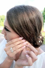 Örhänge, ringar, hårnålar