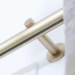 Foto: Luxaflex - Premium matt mässing