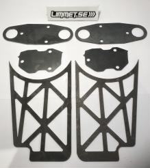 Bashbar kit BMW e46 fram