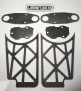 Bashbar kit BMW e46 fram - Bashbar kit BMW E46