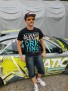 Limmet Drifteam t-shirt - L