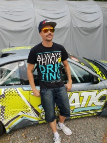 Limmet Drifteam t-shirt - S