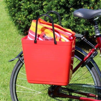 Bikebasket - Easy to use