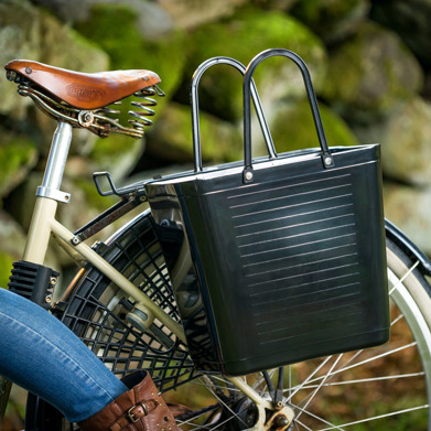Fahrradkorb - Unix Hinterrad-Shopper