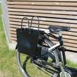 Cykelkorg för pakethållaren - Stor