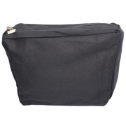 Canvas inner bag - Small, with pocket
