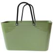 1950 Original - Perstorp Design - Green Plastic - [Väska Reed Green med original handtag