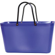 Sweden Bag - Stor - Blå  med original handtag