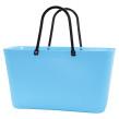 Sweden Bag - Stor - Ljusblå med original handtag