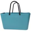 Sweden Bag - Stor - Teal blå med original handtag