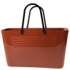 1950 Original - Perstorp Design - Green Plastic - Perstorpbag Copper Braun