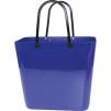 Cykelkorg för pakethållaren - Blå med original handtag