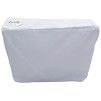 Canvas inner bag - Small, with pocket - White inner bag SMALL
