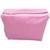 Innerväska med dragkedja - Liten - Rosa. Passar till alla små väskor.