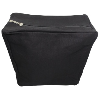 Inner bag for bicycle basket/Cityshopper - Black Inner bag for bicycle/cityshopper