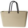 1950 Original - Perstorp Design - Green Plastic - [Väska Warm Sand med original handtag