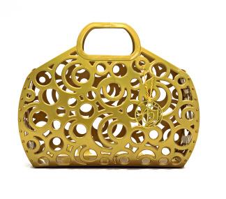 Väska - Retro 80 - Väska - Retro 80 - Guld