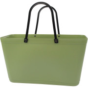Sweden Bag - Stor - Green Plastic