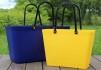 Paketpris 2 st Sweden Bag - Väska 1 st stor Blå + 1 st Liten Gul