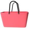 Sweden Bag - Large - Soft Coral Pink med original handtag