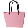 Sweden Bag - Liten - Ljusrosa med original handtag