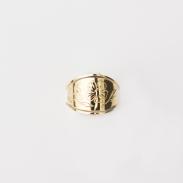 Linblommering Guld : 002 pris: 4100:-