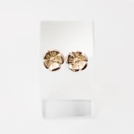 Örhängen studs, guld 2850kr, silver 370kr
