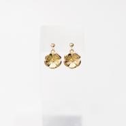 Linblomman guld hängande 2900:-