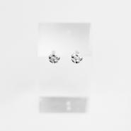 Linblomman silver små fasta, 240:-
