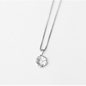 Linblomman hänge silver 230:-