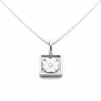 Hälsinge hänge, fyrkant silver 40 pris: 498:-