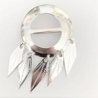 Dalabrosch, silver 1000kr