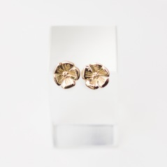 Örhängen studs, guld 3250kr, silver 370kr