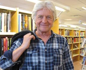 Roland Heiel, ordförande i Shakespearesällskapet