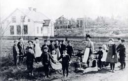 Salby skola 1909