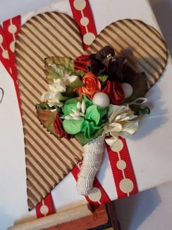 """Bild från paketet """"Vintage Jul"""" oktober 2015!"""