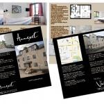 Hotell broschyr
