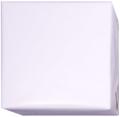 15257 Presentpapper Blankbestruket 90gr. 38,57,95cm.vitt slätt papper med vit baksida