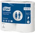 Toalettpapper Tork 120261  Advanced T4 9,9cm 238g 24rull/bal Pall=40bal.