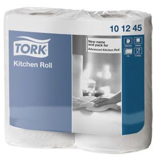 Köksrulle Tork 101245   Advanced 14/bal Pall=45transp.fp