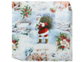 JUL Presentpapper 15120410 Julpapper 35,57,100cm White Christmas