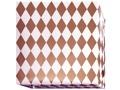 151032-57 Presentpapper 57cm Romb, koppar 154m/rl