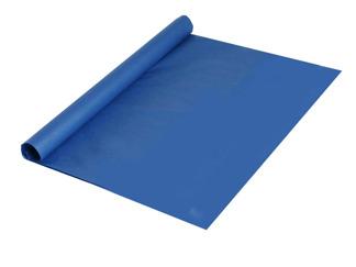 Silkespapper Mörkblå