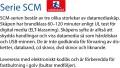 SC -SCM Skyddar datamedia vid brand