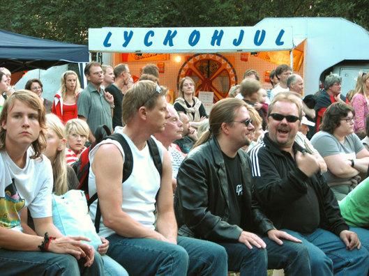 Bergshamrafestivalen 2006