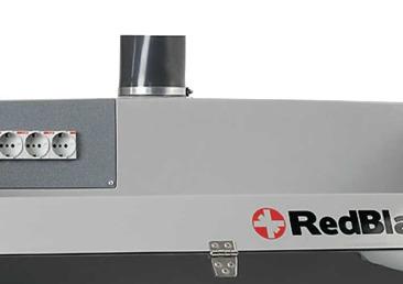Stos för anslutning till ventilationssystem med 110 mm diameter.