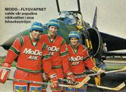 Modo Hockey, Tröjor från Sportjohan