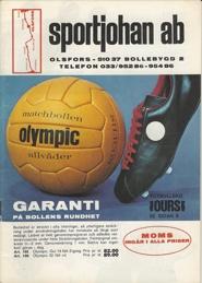 Katalog från 1971